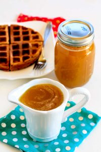 Homemade Buttermilk Syrup that's easy to make!