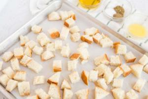 Step 2 - How to Make Croutons