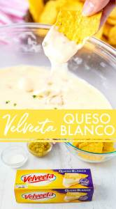 Best-Ever Velveeta Queso Blanco Dip