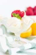 Refreshing Lemon Sherbet