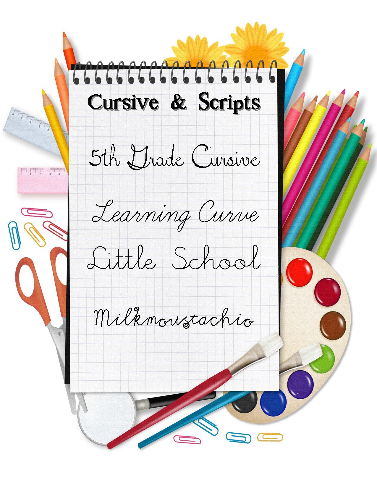 fonts, free fonts, favorite school fonts, chool fonts