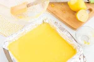 Lemon Bars Step 9