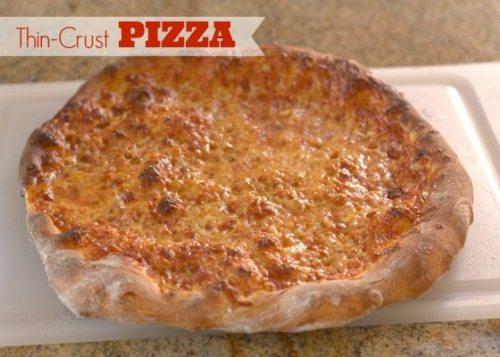 New York Thin-Crust Pizza