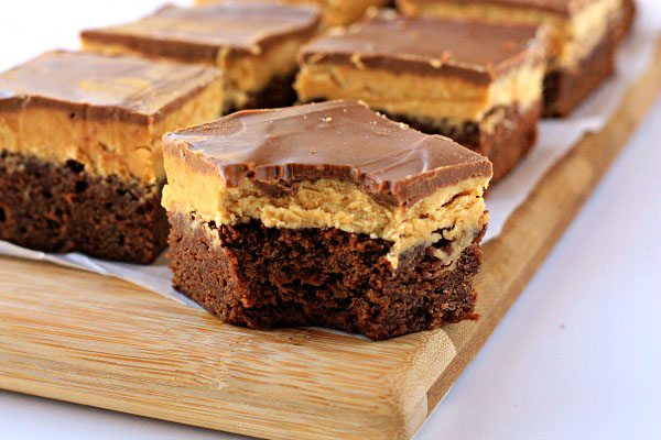 Buckeye Brownies Recipe