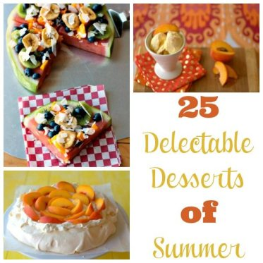 25 Delectable Desserts of Summer
