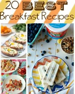 Get more breakfast recipes here! {Click on the picture to go to the collection!}