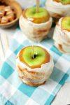 Easy Copycat Disney Apple Pie Caramel Apples recipe