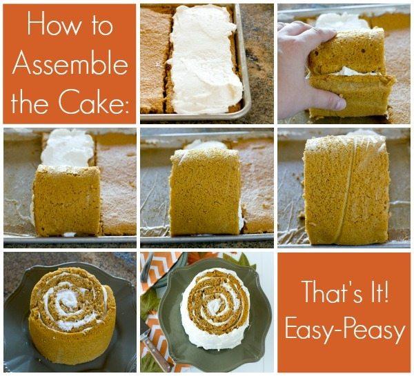 Cake Assembly 2