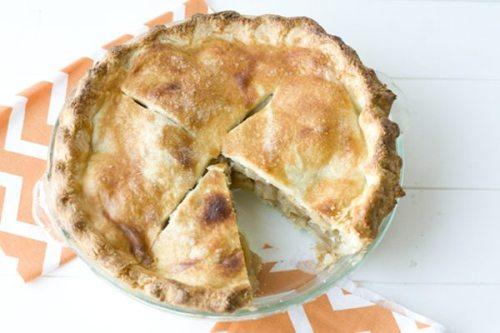 Deep Dish Apple Pie 3
