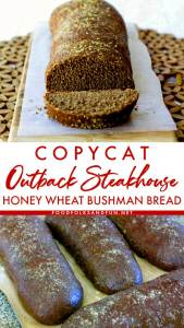 Copycat Outback Honey Wheat Bushman Bread Recipe