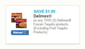 Coupon for taquitos