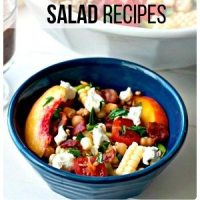 For more salad recipes, click on the picture!