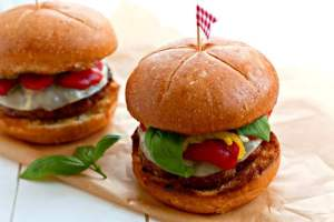 Italian Sausage Burger Recipe