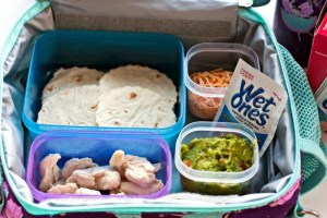 Easy Lunch Box Tacos Recipe