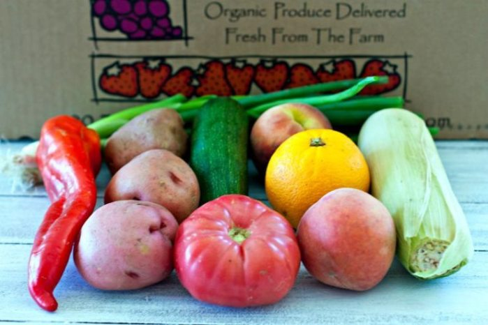 Summer's Best Potato Salad Ingredients