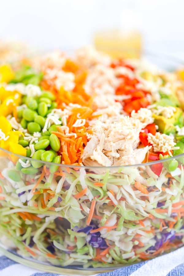 Best Raman Noodle Salad recipe