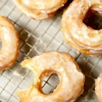 Puff Pastry Donuts with Buttermilk Icing recipe