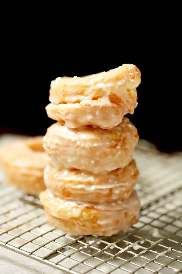 Puff Pastry Cronuts for an easy brunch recipe.