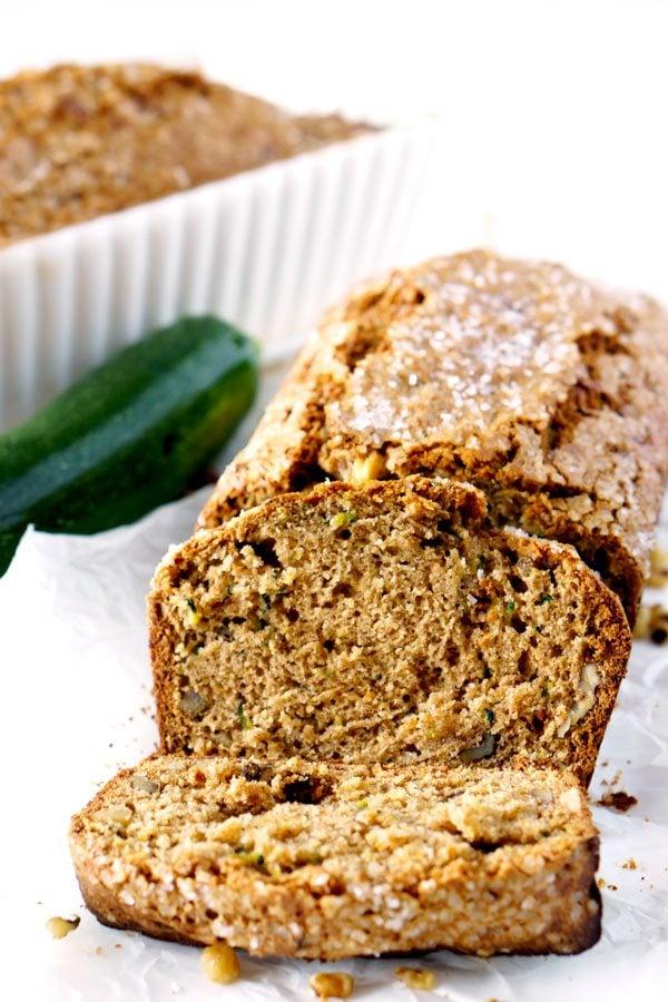 2 loaf Zucchini Bread recipe