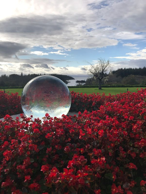 Beautiful grounds at The Lodge at Ashford Castle