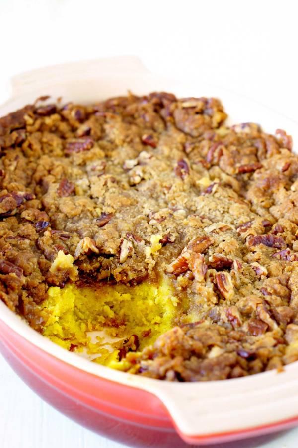 Thanksgiving side dish: Sweet Potato Soufflé