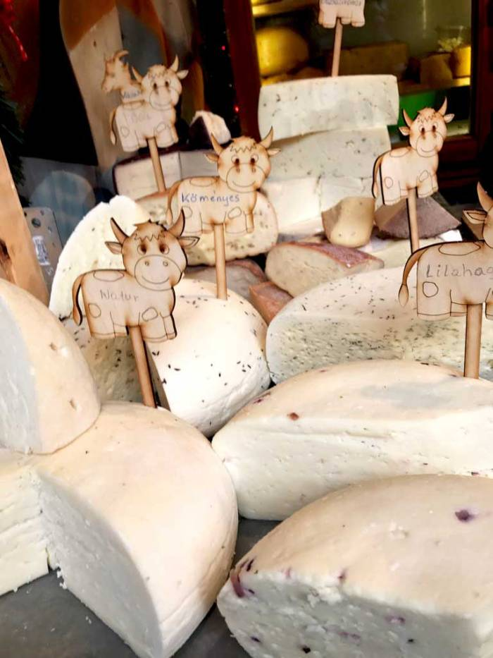 Eat the Local Foods at European Christmas Markets