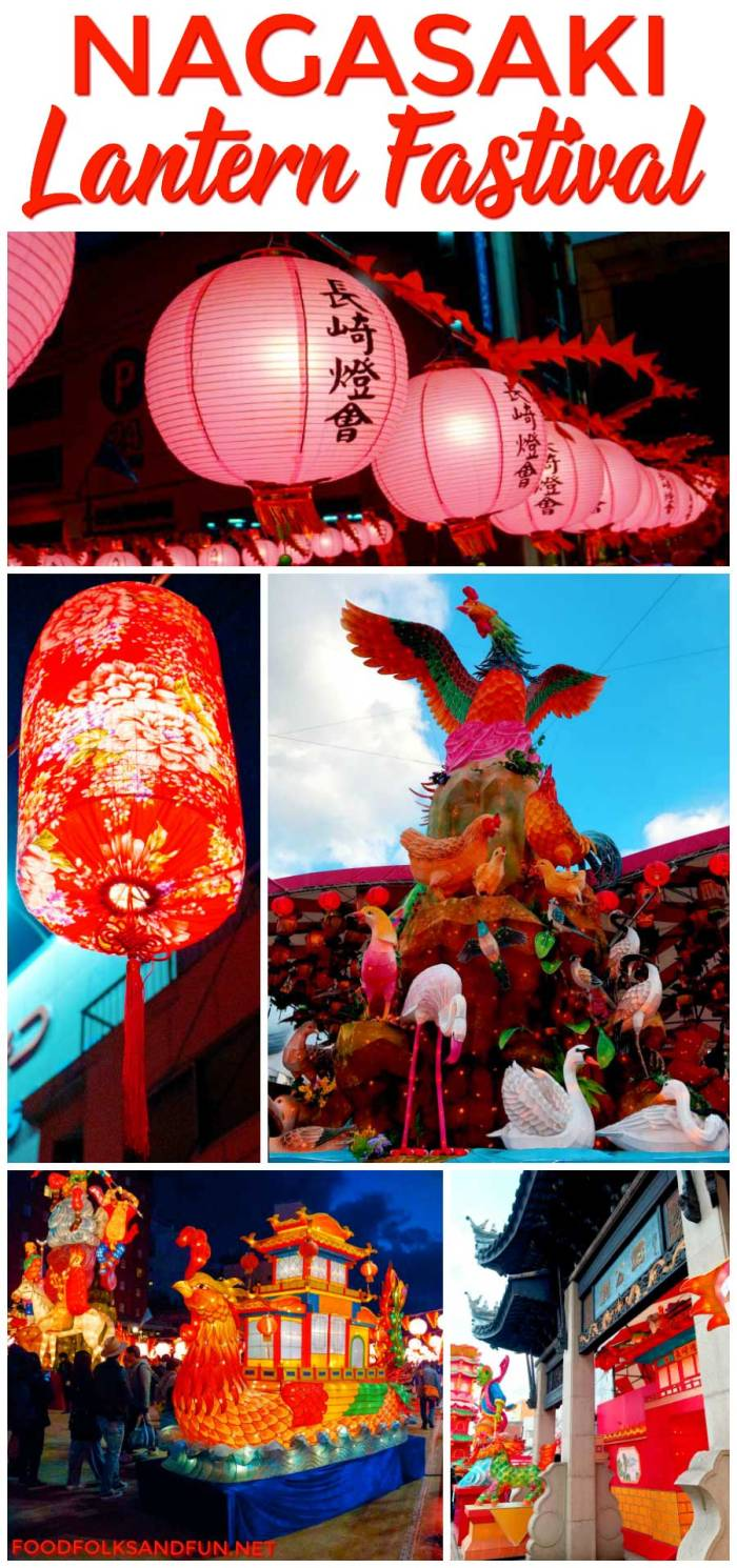 What to expect at Nagasaki Lantern Festival