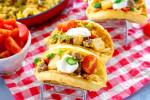 The Best brinner EVER - Waffle Tacos!