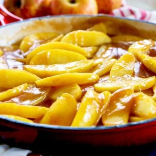 Stewed Apples recipe!