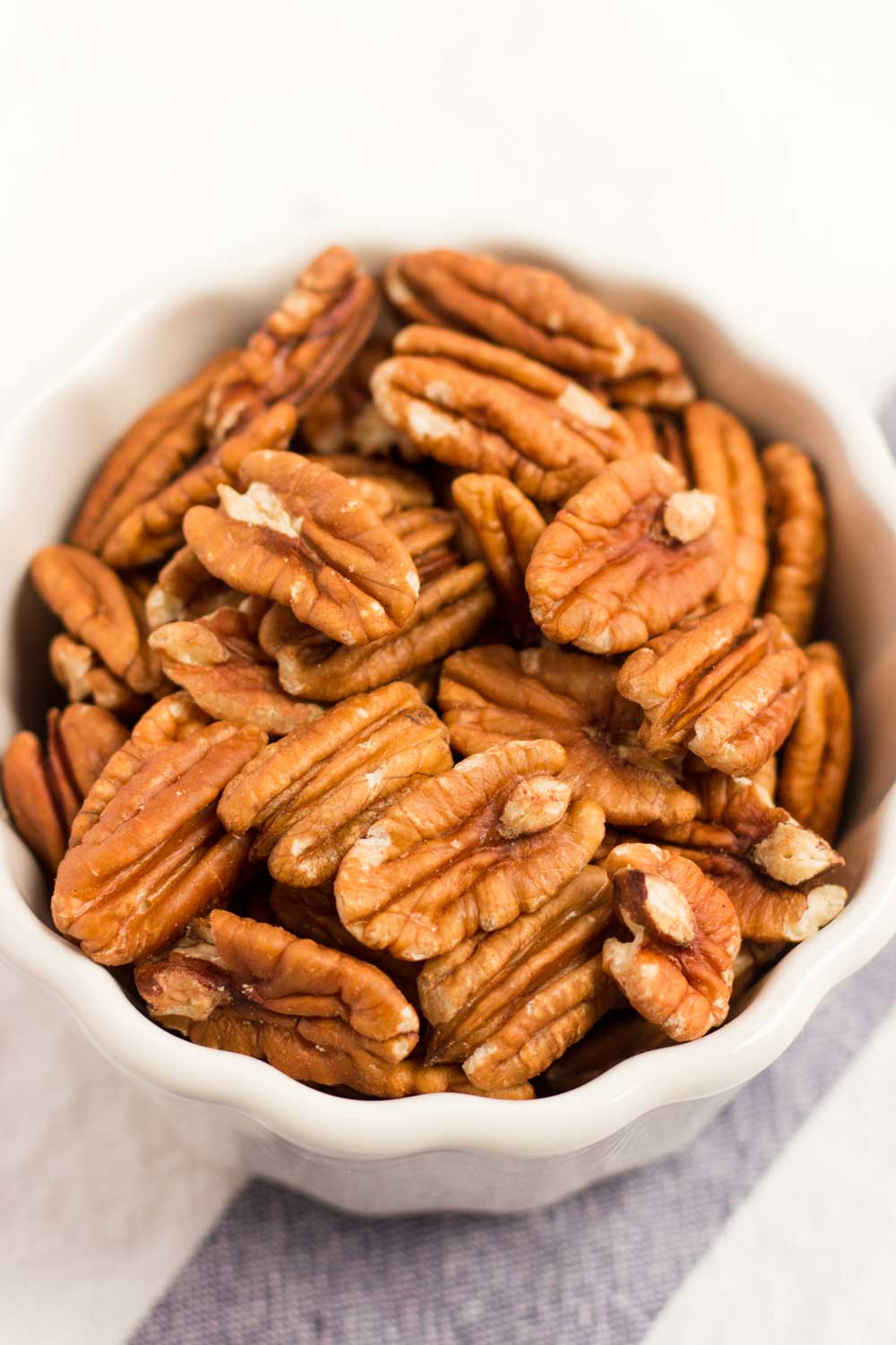 Main ingredient for Candied Pecan recipe.