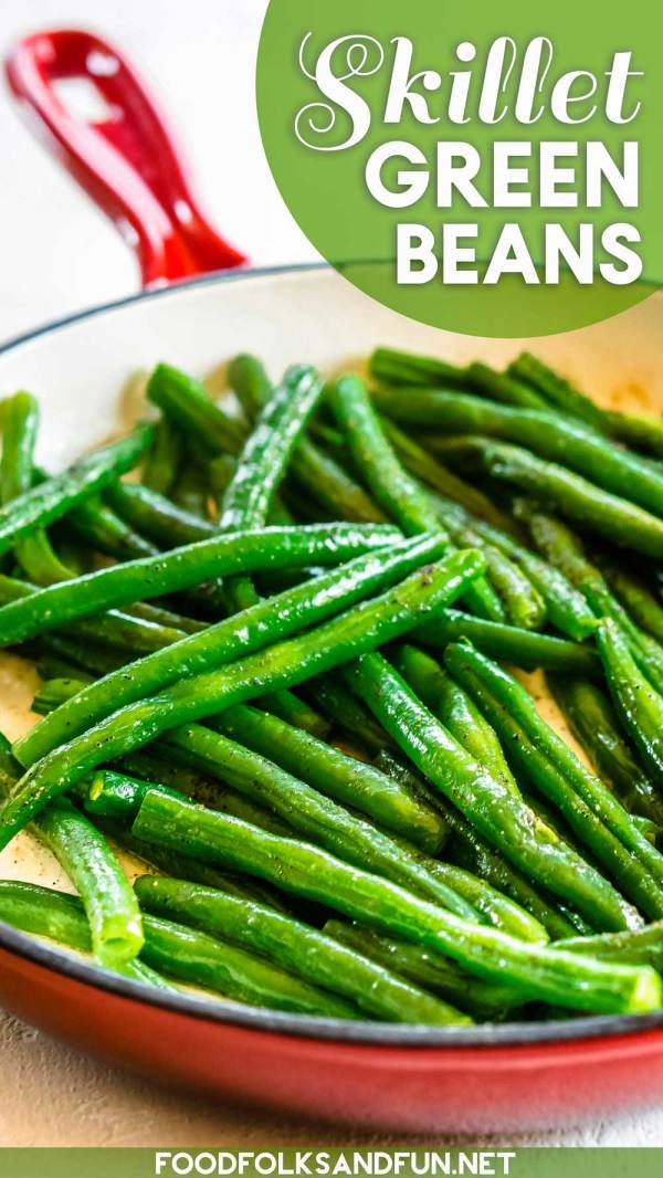 Proper Green Beans are just minutes away. See how to cook green beans in just 15 minutes plus 7 different flavor variations!