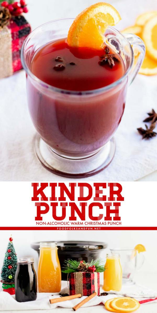 Kinderpunsch Recipe