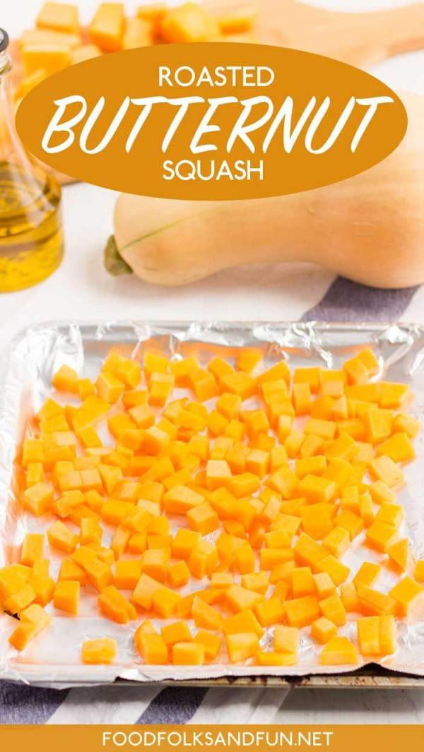 Butternut Squash Cubes Recipe