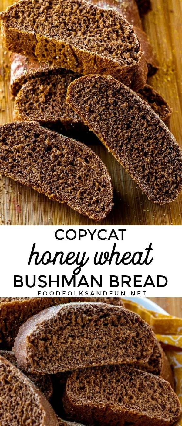 Now you can skip the steakhouse and make this Copycat Outback Bread at home with pantry ingredients! This Honey Wheat Bushman Bread recipe makes 4 oaves, serves 24, and costs just $3.18 to make.  via @foodfolksandfun