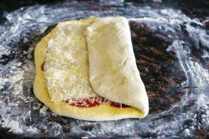 Step 8 How to Make Stromboli