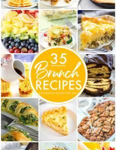 35 Best Brunch Recipes