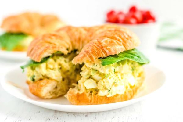 Best Egg Salad Sandwich