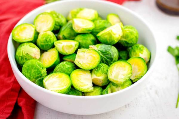 How to Trim Brussel Sprouts