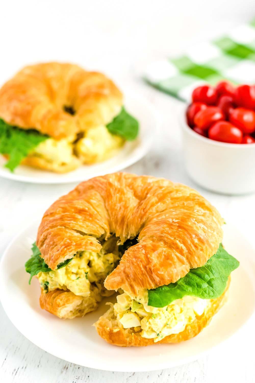 Best Egg Salad Sandwich recipe