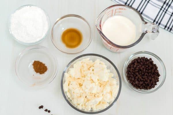 Cannoli Cream Ingredients