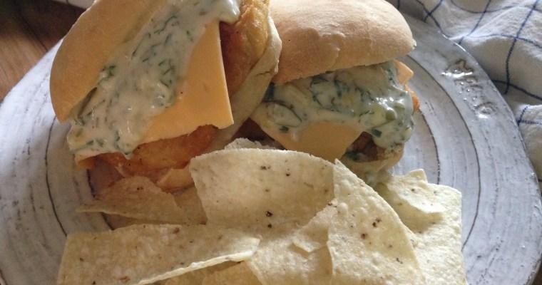 Fish Fillet Sandwich – A True Happy Meal!