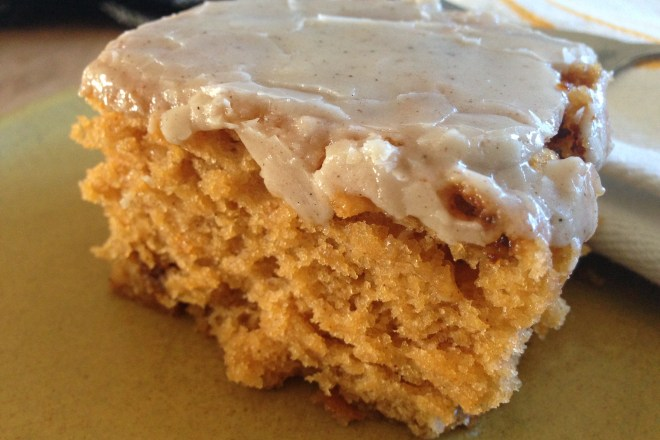 Homemade Pumpkin Spice Cake From A Mix A Homemade Mix Food For A Year