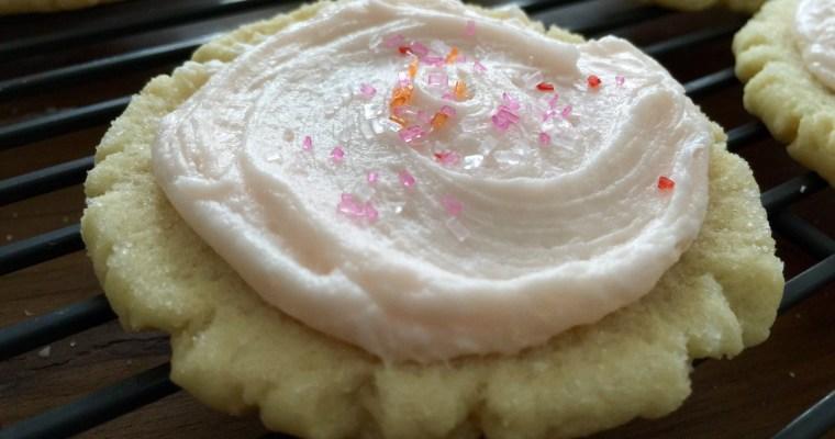 """The Very Best Cookie Recipe ((""""Swig"""" Sugar Cookies))"""