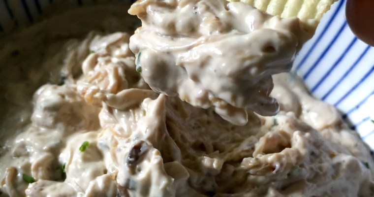 French Onion Dip ((the real deal folks))