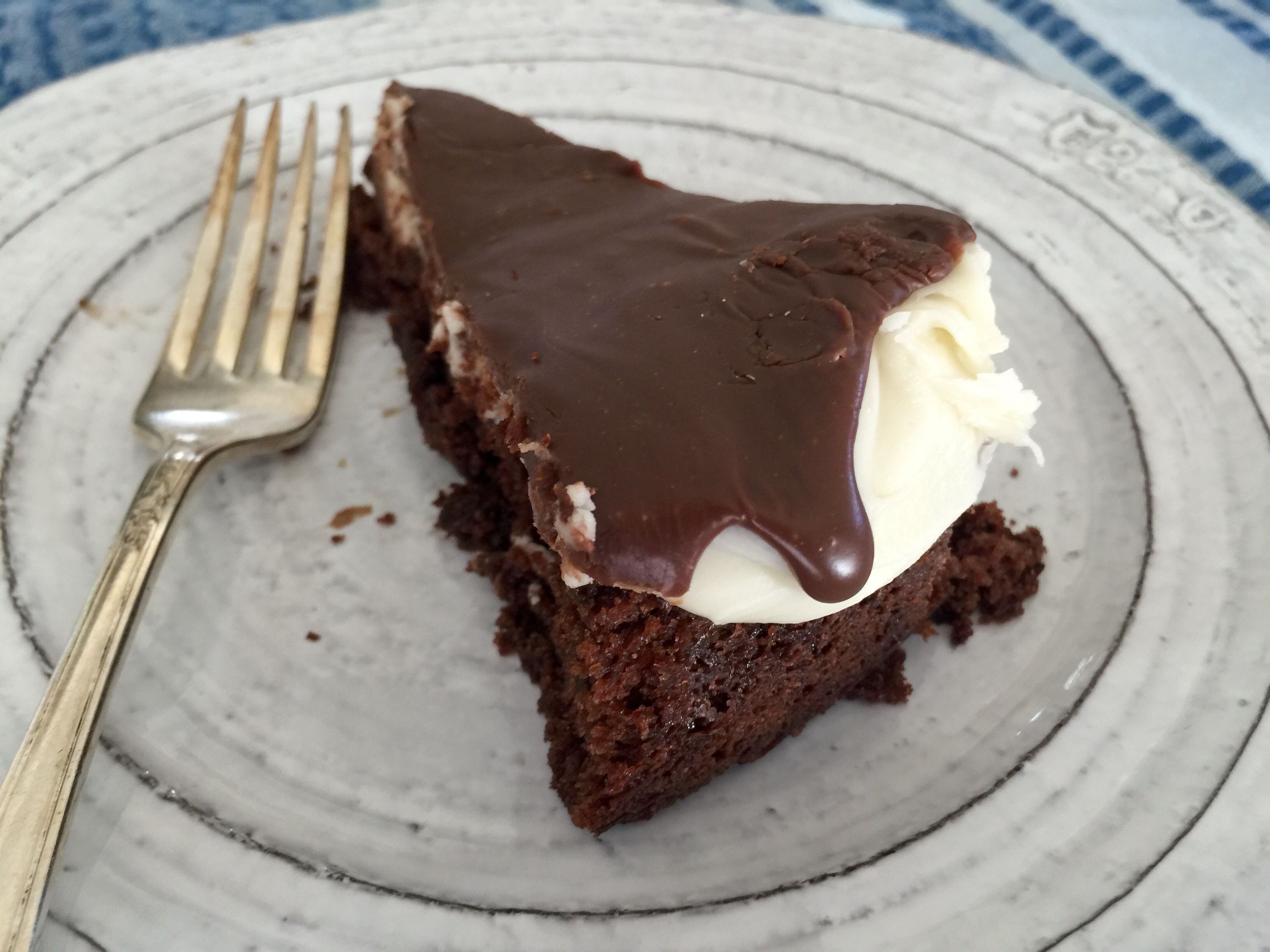 """The BEST Chocolate Cake — EVER! ((Part 5 of the """"BUSY Mom Cooks"""" recipe series))"""