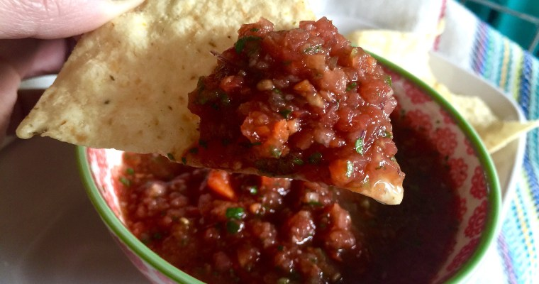 CopyCat Old-School Iguana Lounge Salsa