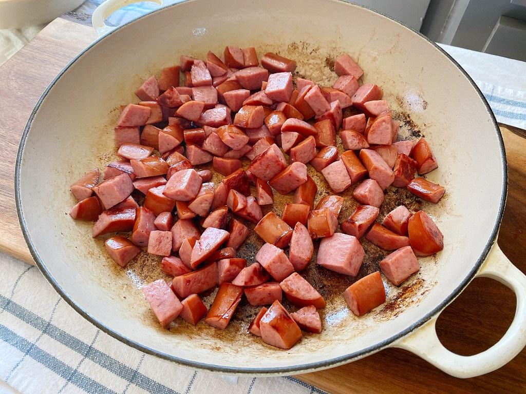 browning smoked sausage