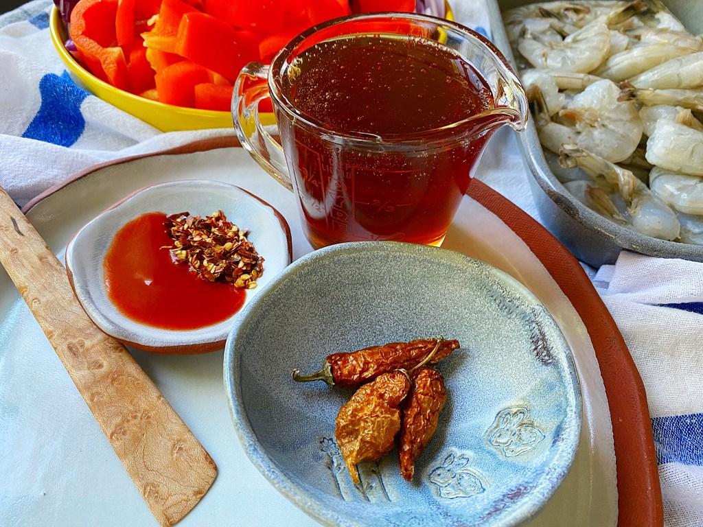 hot honey ingredients