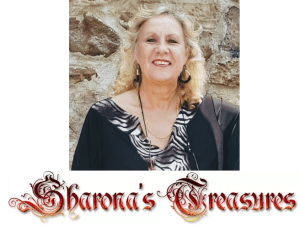 Sharona's Treasures