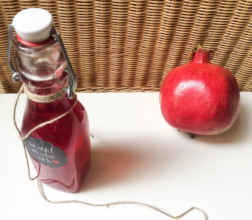 essig-granatapfel